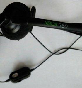 Гарнитура Microsoft Xbox 360