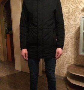 Продам мужскую куртку парку