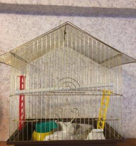 Клетка для птиц или грызунов