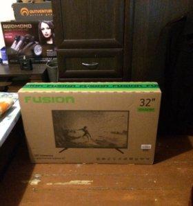 "Новый телевизор Fusion LED 32"""