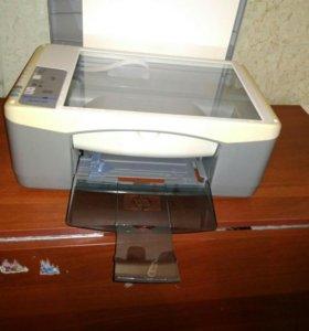Принтер, сканер, копир МФУ