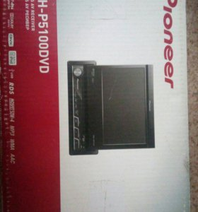 Магнитола Pioneer AVH-P5100DVD