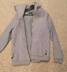 Zara мастерка-курточка