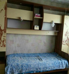 Стенка кровать для детей и подростков