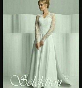 .фирма Selektion. Платье новое свадебное