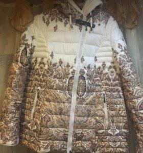 Продаю новую демисезонную куртку!