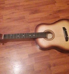 Гитара , 6 струн