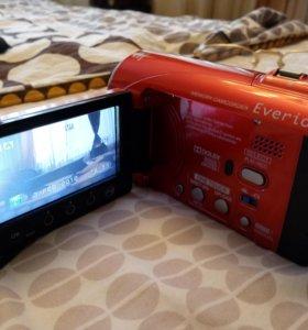 Видеокамера JVC everio Camcorder GZ-MS100RU