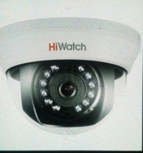Комплект видеонаблюдения hiwach