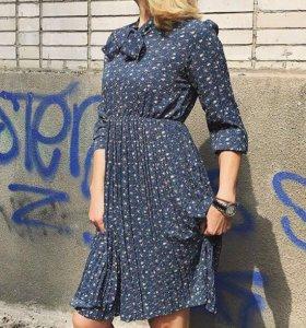 Шифоновое платье новое🌸