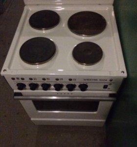 Плита Электра 1006 бу