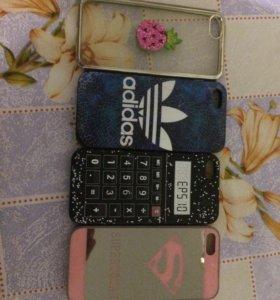 Чехлы на iPhone 5,5s 5с