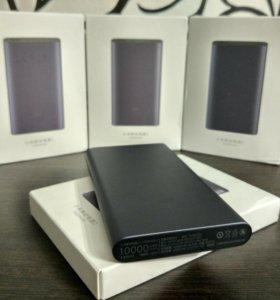 Совершено новый Xiaomi Power Bank 2 10000 mAh
