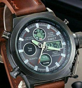 Оригинальные мужские часы АМСТ 3003