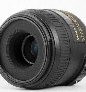 Nikon DX AF-S Micro Nikkor 40mm 1:2.8G