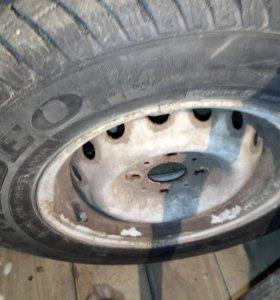 Зимние колеса