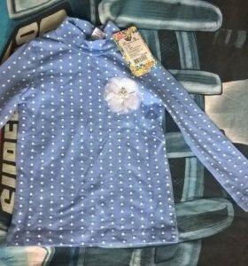 Блуза рост 86