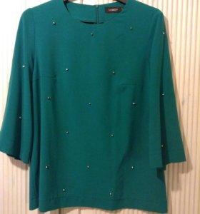 Блузка Лакби 46 размер