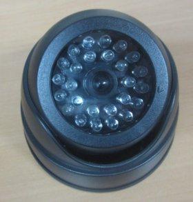 Муляж купольной камеры с ик-подсветской