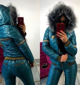 Зимний костюм женский  С-М-Л