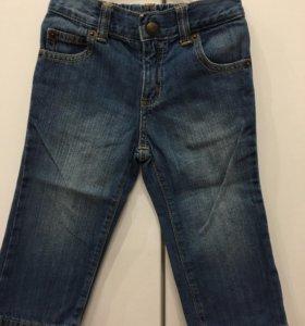 Новые джинсы на мальчика crazy 8 (80-84)