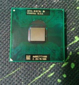 Процессор Intel® Pentium® T4400 для ноутбука