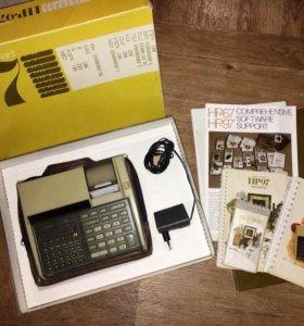 HP-67/97 Calculator
