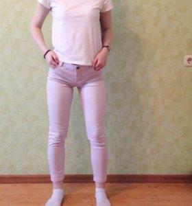 Летние укорочённые брюки ostin
