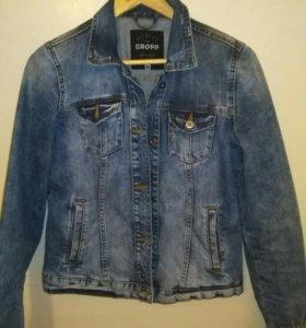 Куртка джинсовая CROPP