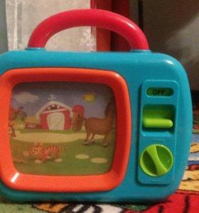 Музыкальный телевизор