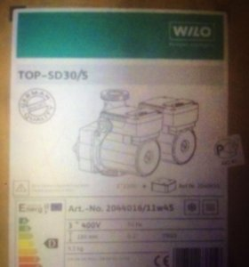 Насос WILO TOP-SD30/5