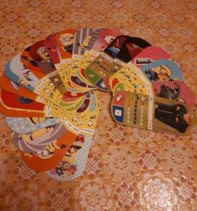 Карточки с ГАДКИЙ Я 3