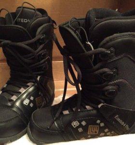 Ботинки для сноуборда limited4 you