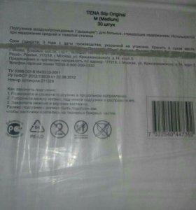 Подгузники для взрослых, TENA, размер М