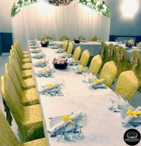 Проведение свадеб, юбилеев,торжеств...