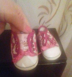 Туфли для девочки с 0 мес.
