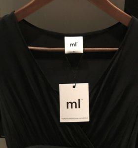 Платье для беременных и кормящих мам новое