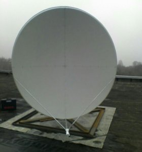 Установка спутниковых и эфирных антенн, iptv