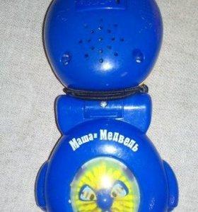 Телефончик с большими кнопками