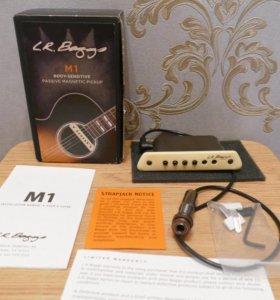 Звукосниматель L.R. Baggs M1 акустическая гитара