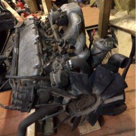 двигатель БМВ BMW M30B30 свап полный комплект