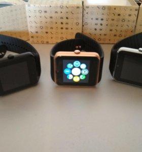Смарт часы с SIM картой. Новые, гарантия.