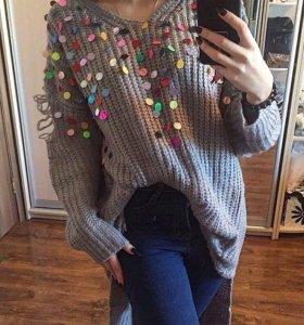 Новый свитер,новая кофта