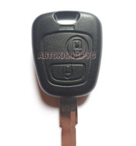 Ключ для Peugeot 407 307 506