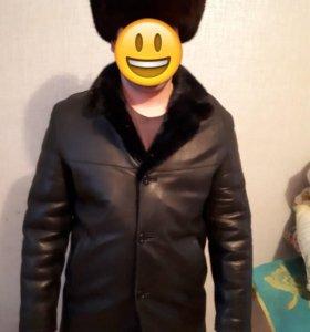 Продам куртку кожанную!!!
