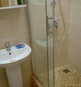 Ремонт ванных комнат, замена труб, сантехники