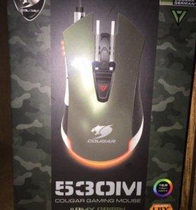 Новая Игровая мышь Cougar 530M Army Green USB