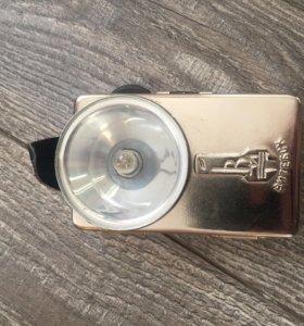 Военный карманный фонарик