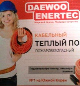 Теплый пол Enerpia Cable,DW25W33L