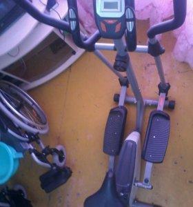 Вело-степер тренажёр, в отл. состоянии.Самовывоз.